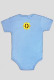 Babouche Marokańskie Kapcie. Body niemowlęce