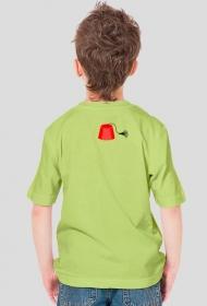 Czapeczki z Fezu. Koszulka chłopięca