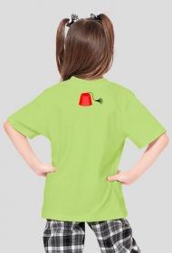 Czapeczki z Fezu. Koszulka dziewczęca