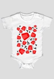Czapeczki z Fezu. Body niemowlęce