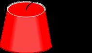 Czapka z daszkiem z czapeczką z Fezu