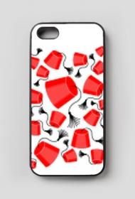 iPhone 5/5s. Czapeczki z Fezu. Etui na telefon