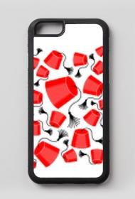 iPhone 6/6s. Czapeczki z Fezu. Etui na telefon