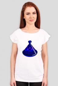 Blue Tajine. Koszulka damska