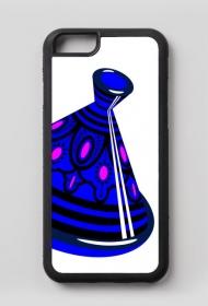 iPhone 6/6s. Blue Tajine. Etui na telefon