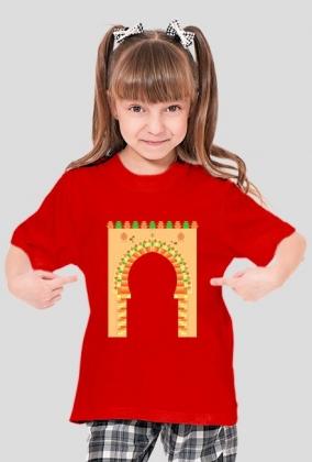 Brama do medyny. Koszulka dziewczęca