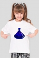 Blue Tajine.  Koszulka dziewczęca