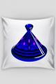 Blue Tajine. Poszewka na poduszkę