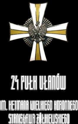 24 PUŁK UŁANÓW - ODZNAKA