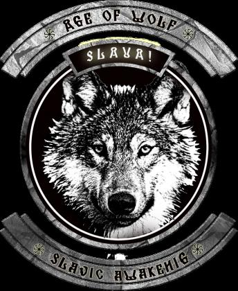 Slavic Awakening-Age Of Wolf-Przebudzenie Słowian-Era Wilka Koszulka Bez Rękawów , Men's Tank Top , Sleeveless