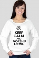 Keep Calm and Worship Devil