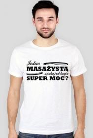 Koszulka, Jestem masażystą