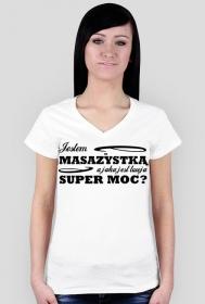 Koszulka, masazystka