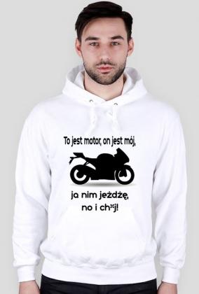 To jest motor...