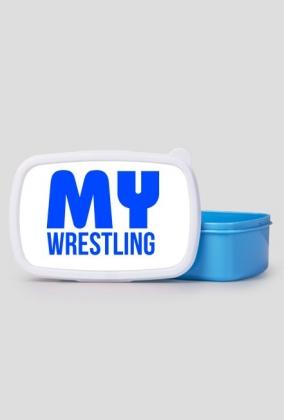 Pudełko śniadaniowe z logiem MyWrestling