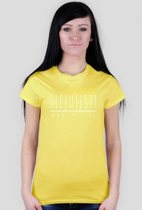 Olejujesz? T-shirt