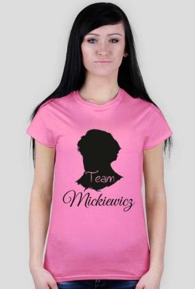 Koszulka Team Mickiewicz