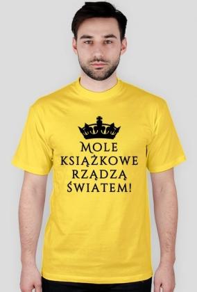 Koszulka męska - Mole książkowe