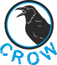 "Koszulka męska ""CROW"""