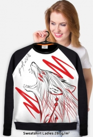 """Koszulka """"Indian Wolf"""""""