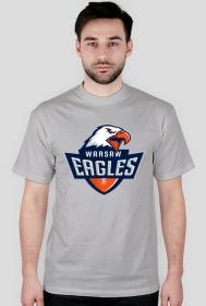 Koszulka WE męska szara