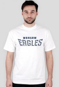 Koszulka WE męska biała
