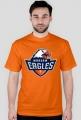 Koszulka WE męska pomarańczowa