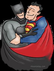 Batman loVeS Superman