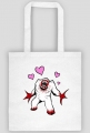 I love Shambler tote bag