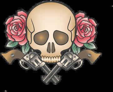 Guns&Skulls