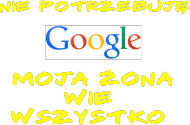 Koszulka google