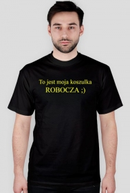 Koszulka to jest moja koszulka
