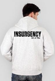 Insurgency hoodie Art of War | Fist | Grey