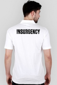Insurgency t-shirt Staff | White