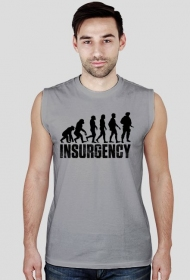 Insurgency t-shirt EVO | Grey 2