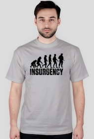Insurgency t-shirt EVO | Grey