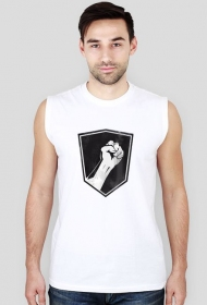 Insurgency t-shirt FIST | White 2