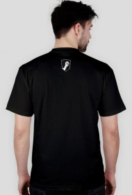 Insurgency t-shirt Collage | Black