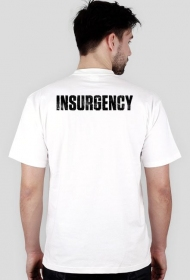 Insurgency t-shirt FIST 2 | White