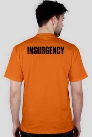 Insurgency t-shirt FIST 2 | Orange