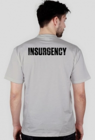 Insurgency t-shirt FIST 2 | Grey