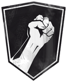 Insurgency t-shirt | Black&White