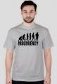 Insurgency t-shirt EVO   Grey
