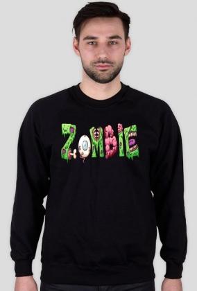 Męska Zombie Czarna