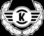 Czarna koszulka fanki KS Kolejarz