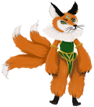 fox player kubek