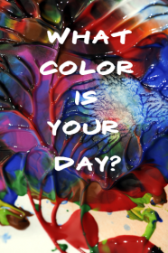 Kolor/Okrągły - what color is your day?