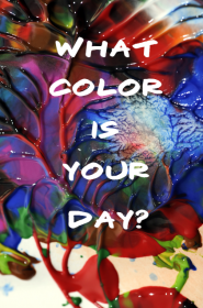 Kolor/serduszko - what color is your day?