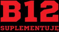 Koszulka wegetariańska/wegańska: B12 SUPLEMENTUJĘ