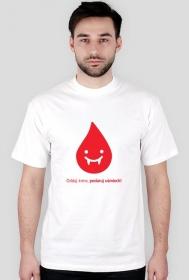 Oddaj krew, podaruj uśmiech